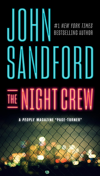 The Night Crew, US paperback