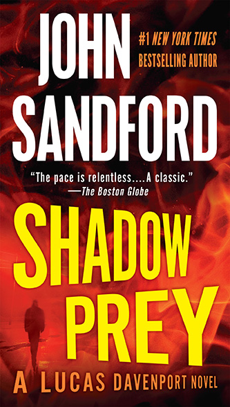 Shadow Prey, US paperback reissue