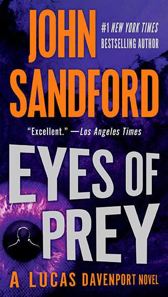 Eyes of Prey, US paperback reissue