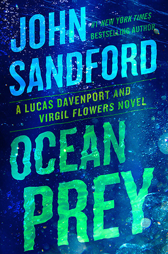 Ocean Prey, US hardcover