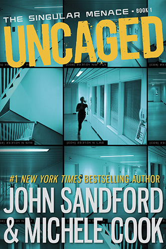 Uncaged, US hardcover