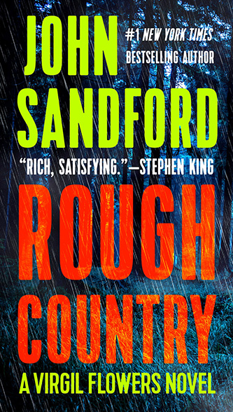 Rough Country, tall paperback