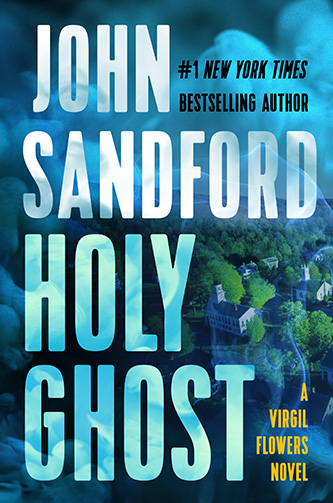 Holy Ghost, US Hardcover